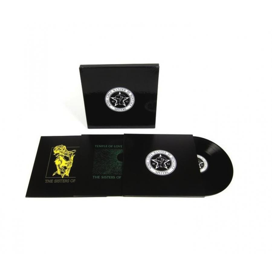 Виниловая пластинка Sisters Of Mercy, The, Some Girls Wander By Mistake (Limited Box Set)