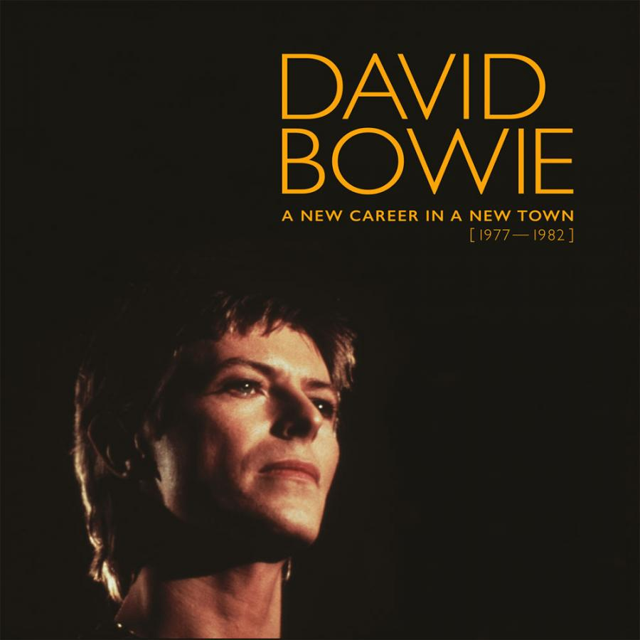 Виниловая пластинка Bowie, David, A New Career In A New Town (1977-1982) (Box Set) cp1w da021 plc expansion module programmable logic controller new in box