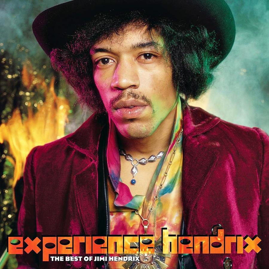 кресло jimi Виниловая пластинка Hendrix, Jimi, Experience Hendrix: The Best Of Jimi Hendrix