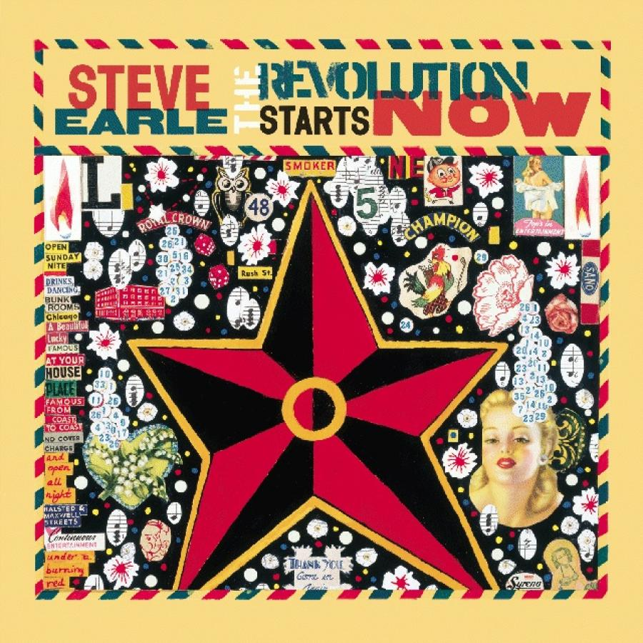 Виниловая пластинка Earle, Steve, The Revolution Starts Now steve earle vancouver