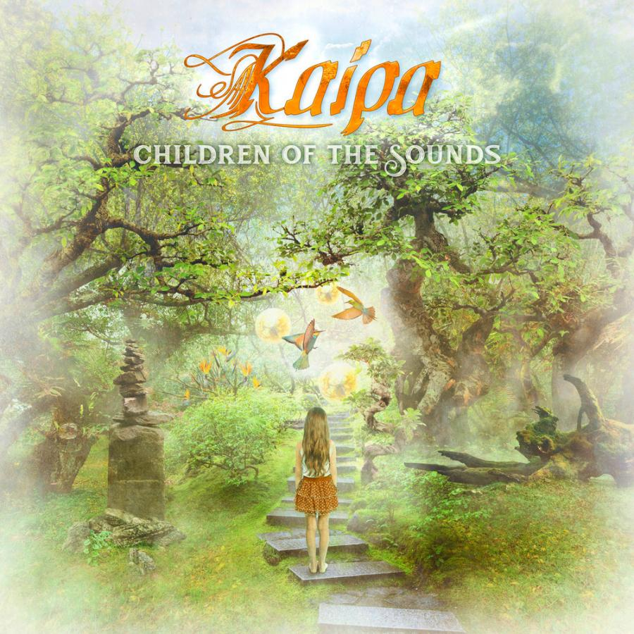 Виниловая пластинка Kaipa, Children Of The Sounds (2LP, CD) виниловая пластинка pain of salvation one hour by the concrete lake 2lp cd