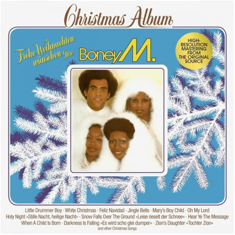 Виниловая пластинка Boney M., Christmas Album виниловая пластинка parton dolly ronstadt linda harris emmylou trio ii original album