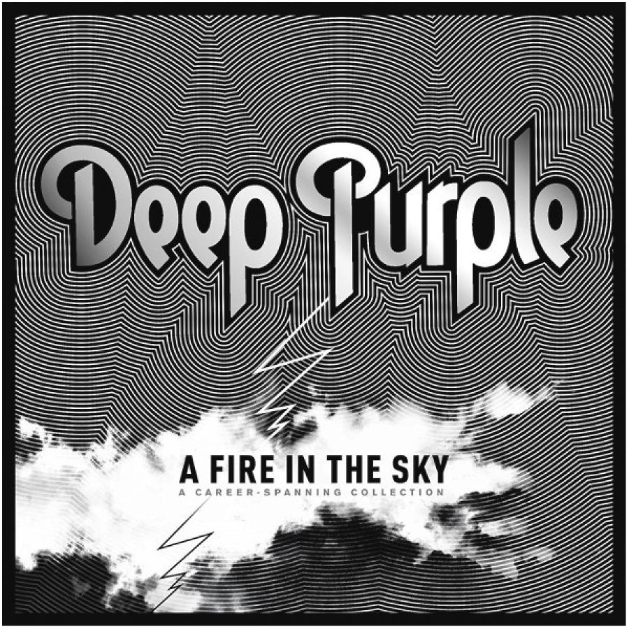 Виниловая пластинка Deep Purple, A Fire In The Sky - Selected Career-Spanning Songs