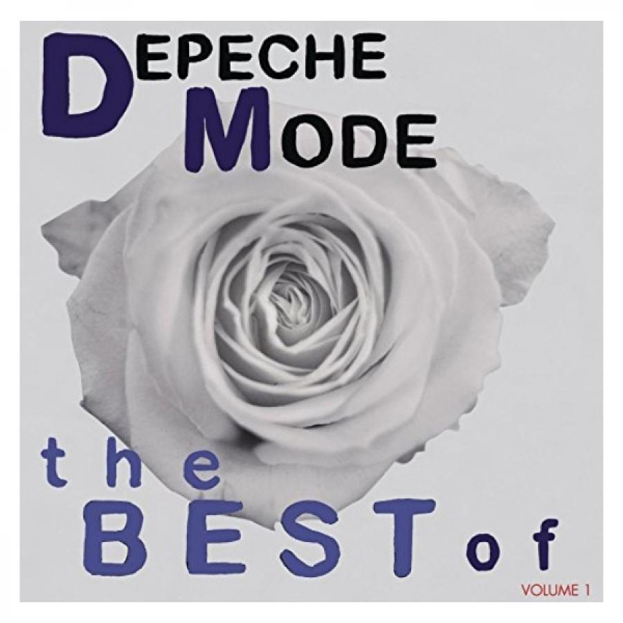 Виниловая пластинка Depeche Mode, The Best Of Depeche Mode Volume 1