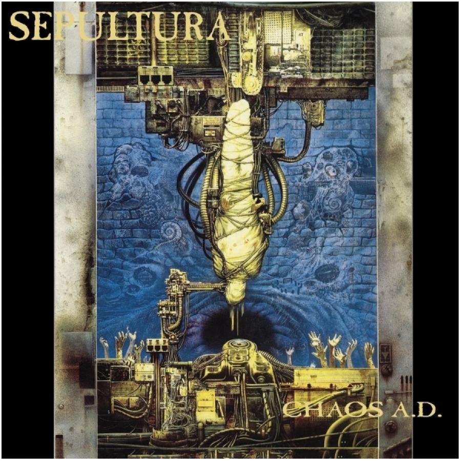 Виниловая пластинка Sepultura, Chaos A.D. chaos unleashed