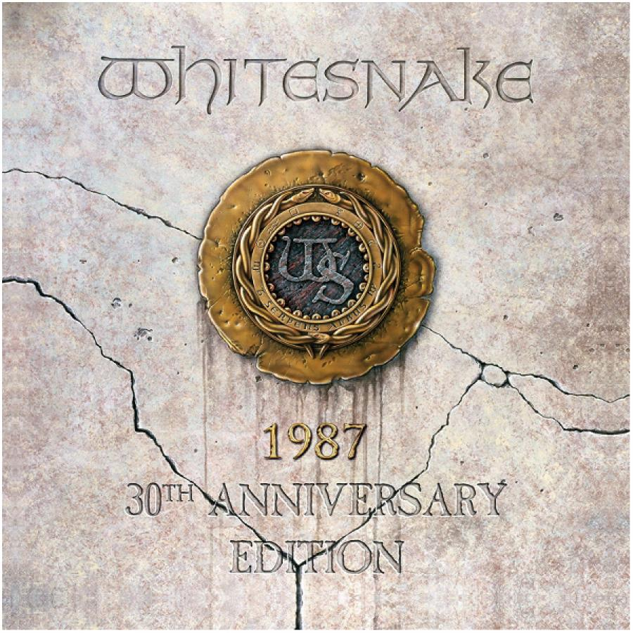 Виниловая пластинка Whitesnake, 1987 (30Th Anniversary) carl perkins & friends blue suede shoes a rockabilly session 30th anniversary edition cd dvd