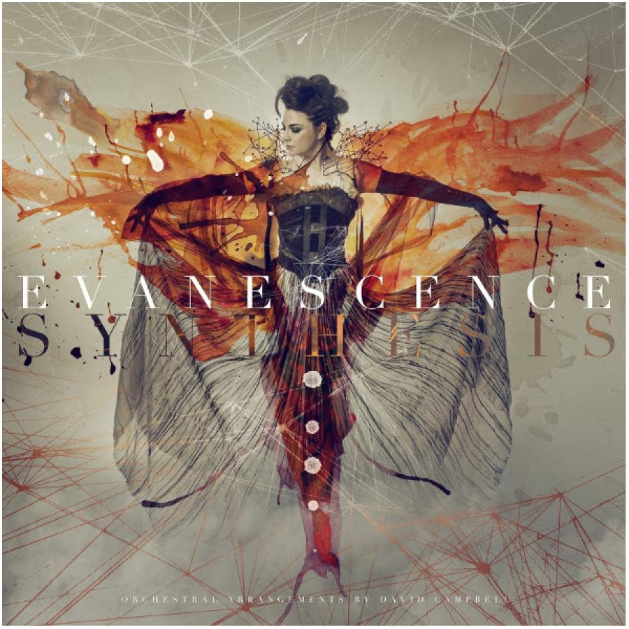 Виниловая пластинка Evanescence, Synthesis (2LP, CD) evanescence evanescence synthesis cd dvd
