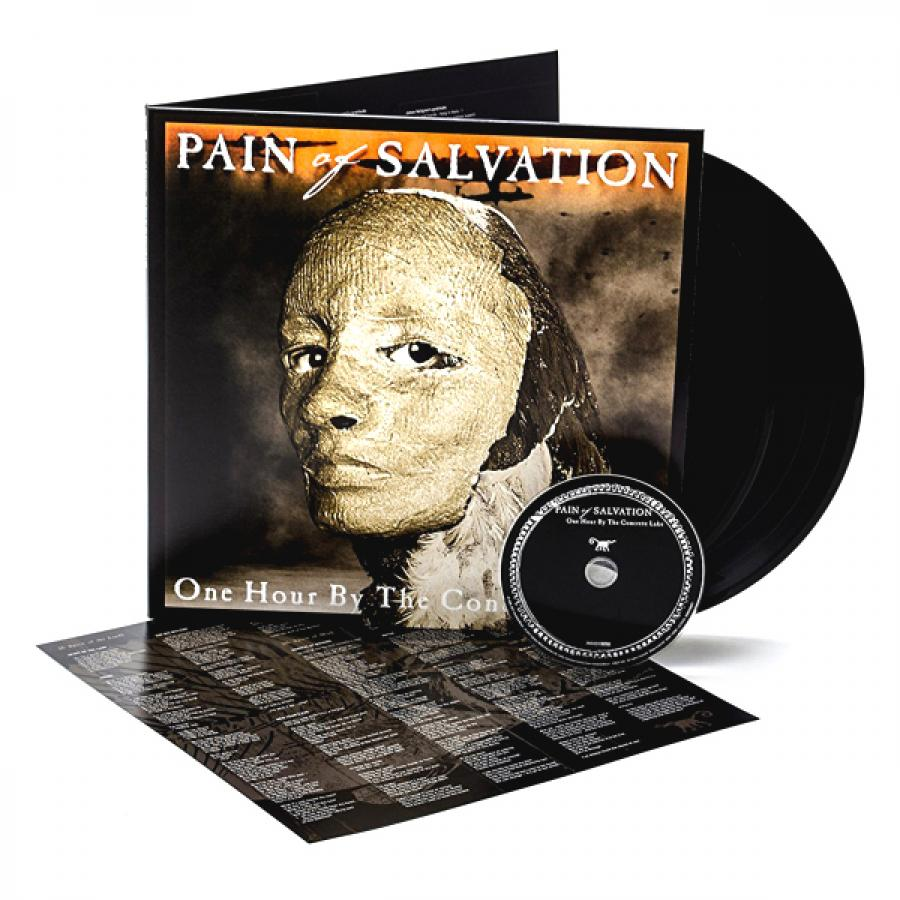 Виниловая пластинка Pain Of Salvation, One Hour By The Concrete Lake (2LP, CD) pain of salvation pain of salvation scarsick 2 lp cd