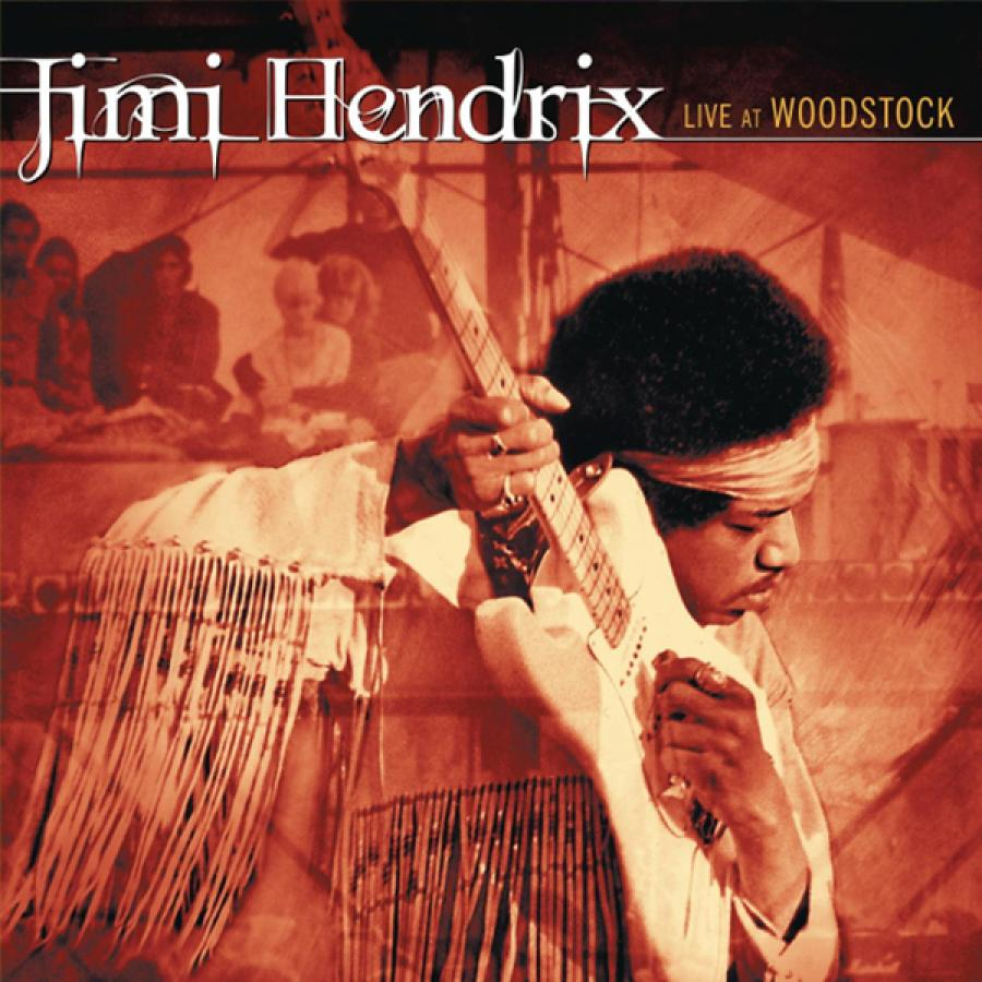 Виниловая пластинка Hendrix, Jimi, Live At Woodstock плектр dunlop jimi hendrix 12 medium