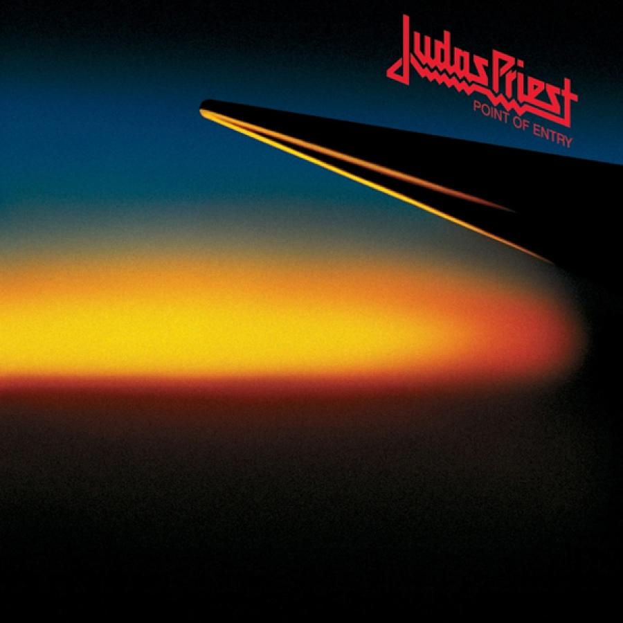 Виниловая пластинка Judas Priest, Point Of Entry judas priest judas priest point of entry lp