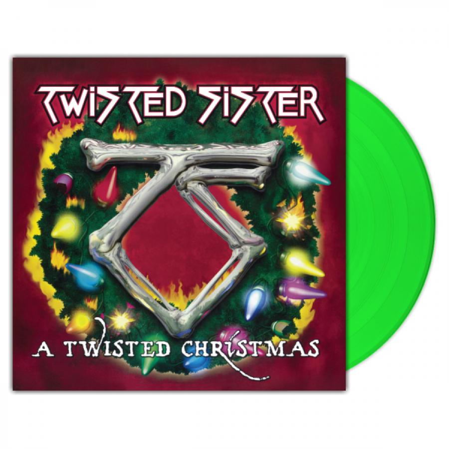 Виниловая пластинка Twisted Sister, A Twisted Christmas a christmas carol and other christmas writings