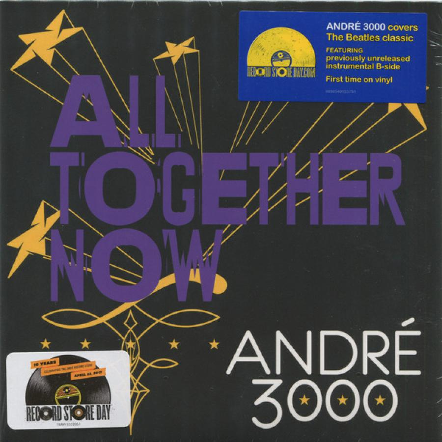 Виниловая пластинка Andre 3000, All Together Now all united together