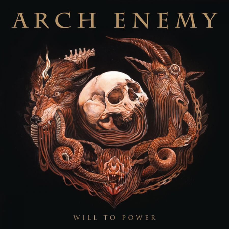 Виниловая пластинка Arch Enemy, Will To Power (LP, CD) arch enemy arch enemy burning bridges deluxe edition