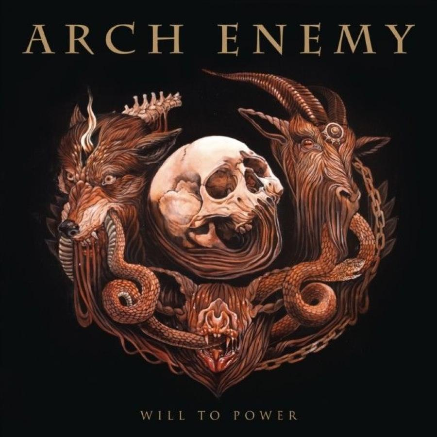 Виниловая пластинка Arch Enemy, Will To Power (LP, CD, Gatefold) arch enemy arch enemy wages of sin 2 cd