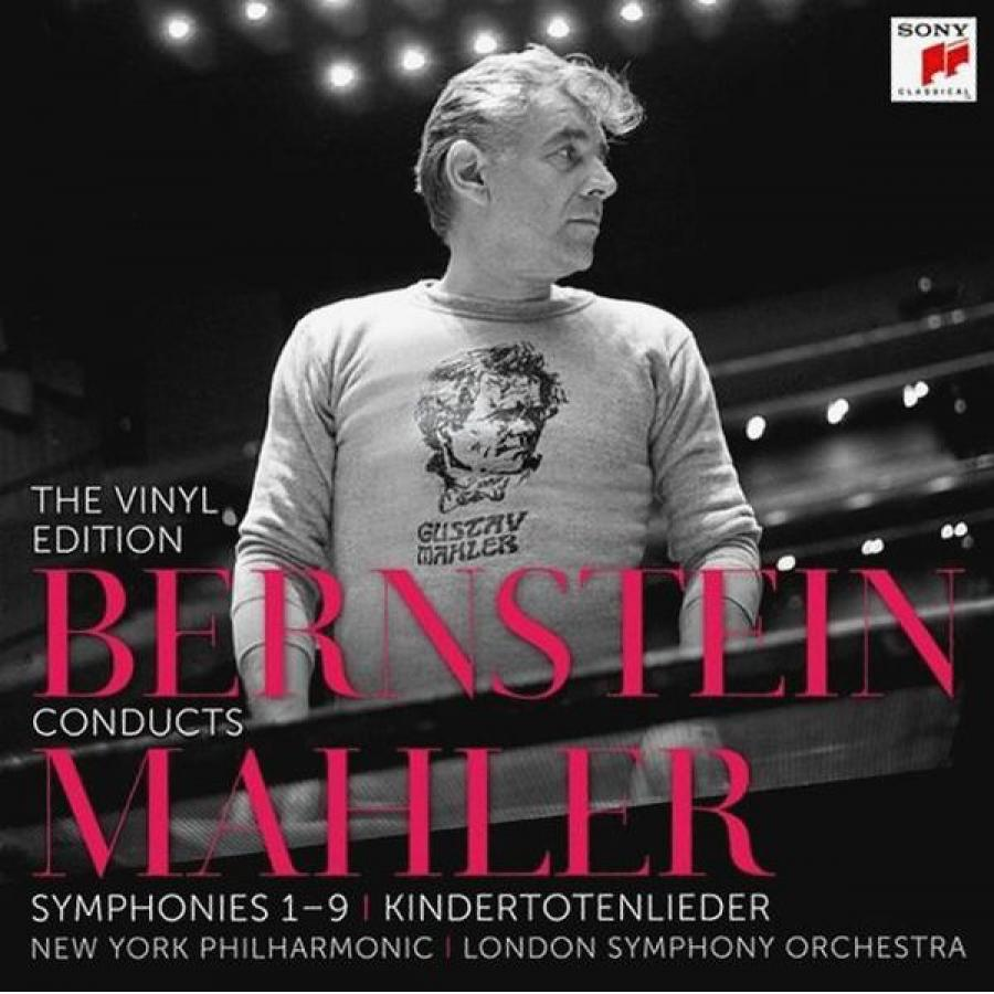 Виниловая пластинка Bernstein, Leonard / New York Philharmonic / London Symphony Orchestra, Bernstein Conducts Mahler – The Vinyl Edition (Box Set) цены онлайн