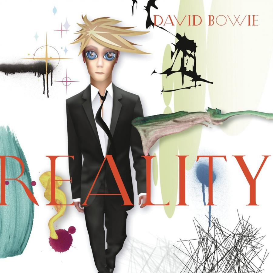 Виниловая пластинка Bowie, David, Reality виниловая пластинка cd david bowie ziggy stardust and the spiders from