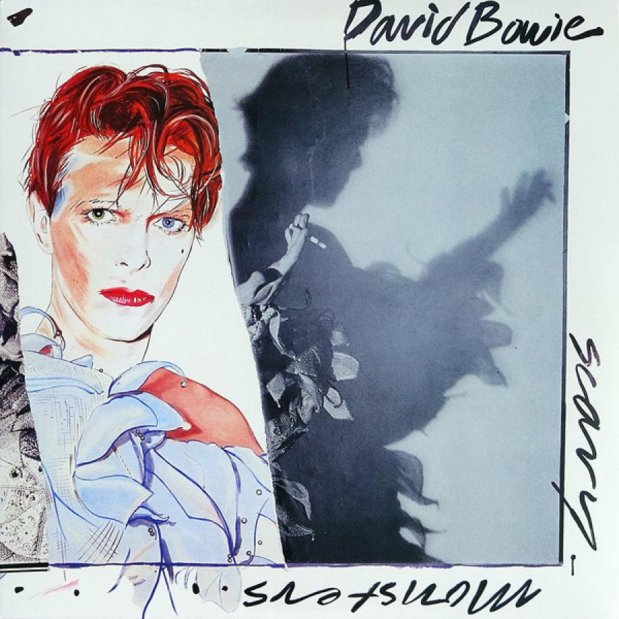 Виниловая пластинка Bowie, David, Scary Monsters (and Super Creeps) (Remastered) виниловая пластинка cd david bowie ziggy stardust and the spiders from page 8