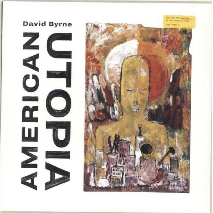 Виниловая пластинка Byrne, David, American Utopia david byrne leeds