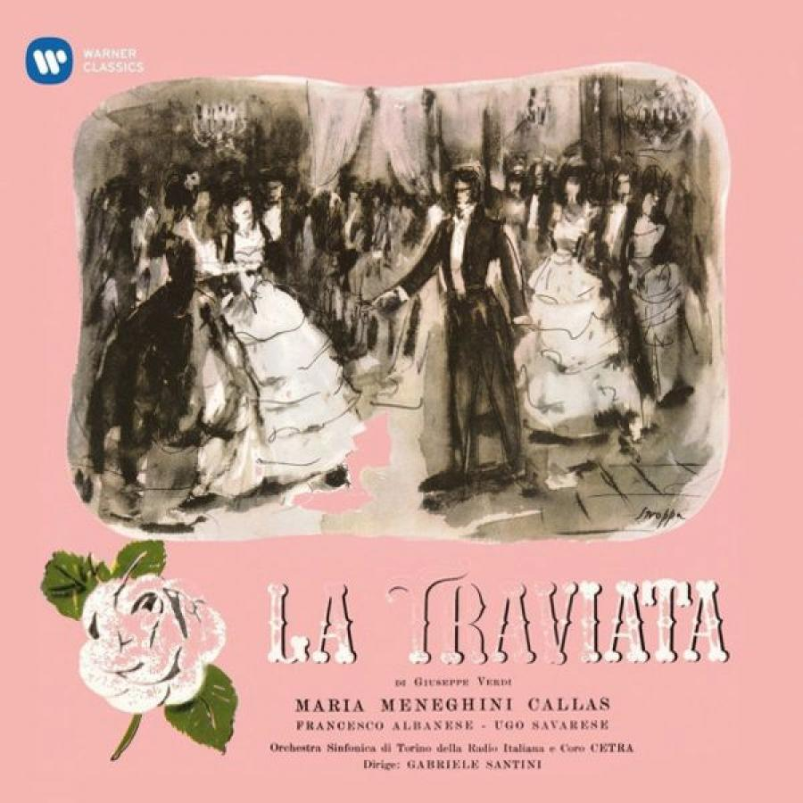 Виниловая пластинка Callas, Maria, Verdi: La Traviata (Box Set) la traviata venice