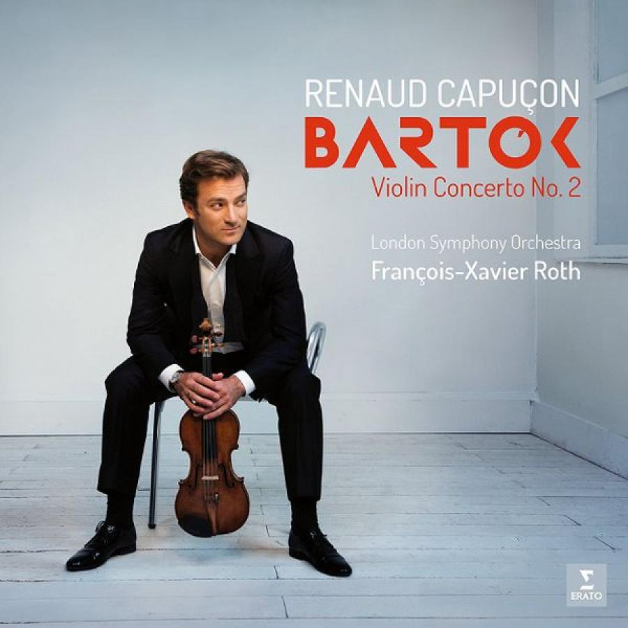 Виниловая пластинка Capucon, Renaud / London Symphony Orchestra / Roth, Francois-Xavier, Bartok: Violin Concertos Nos. 1 and 2 francois laruelle intellectuals and power