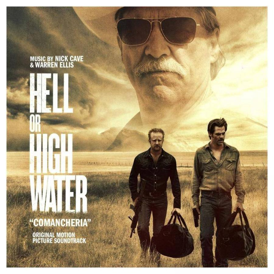 Виниловая пластинка Cave, Nick / Ellis, Warren, Hell Or High Water (OST) цена