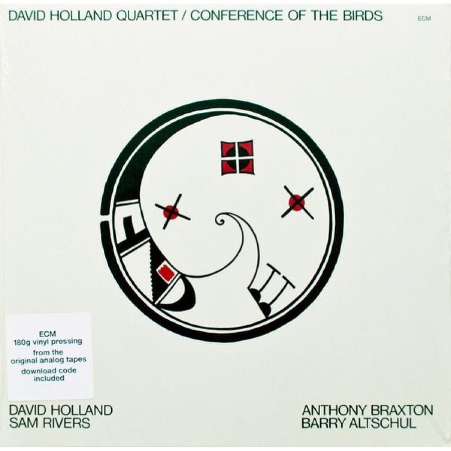 Виниловая пластинка Dave Holland, Conference Of The Birds (LP) dave swarbrick dave swarbrick in the club 2 lp