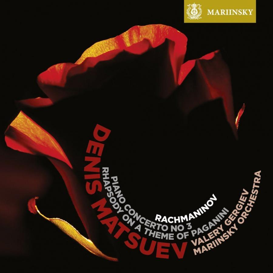 Виниловая пластинка Denis Matsuev, Mariinsky Orchestra, Valery Gergiev, Rachmaninov: Piano Concerto No. 3 and Rhapsody On A Theme Of Paganini - Vinyl Edition