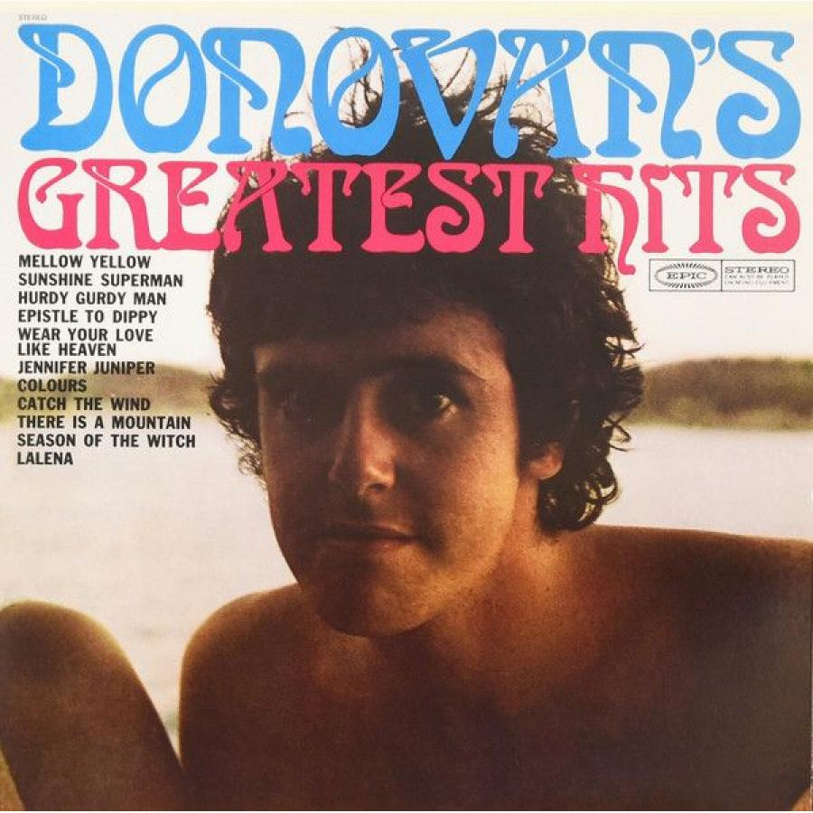 Виниловая пластинка Donovan, Greatest Hits (1969) cd eagles the complete greatest hits