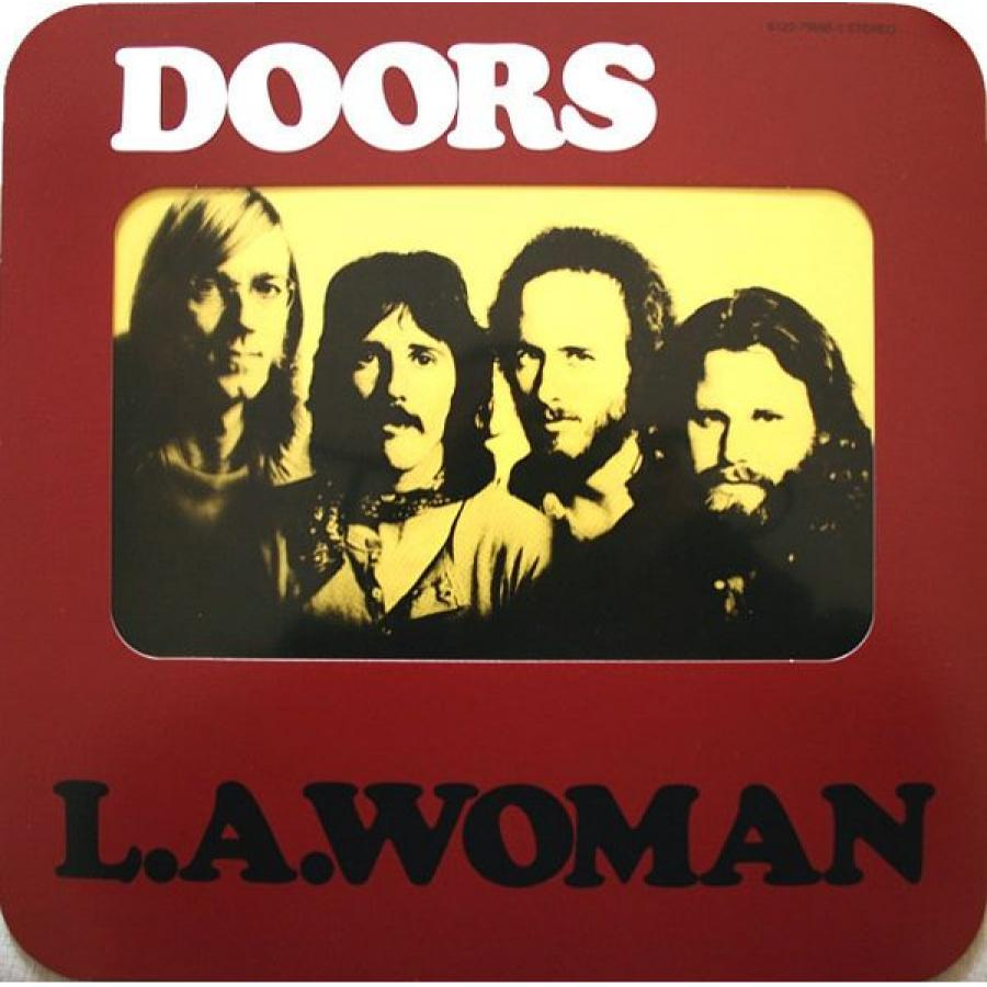 Виниловая пластинка Doors, The, L.A. Woman (Stereo) (Remastered) kci 2012 electrostatic powder coating spray gunshell nozzle