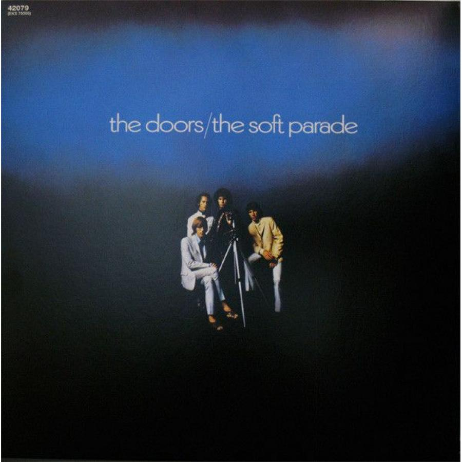 Виниловая пластинка Doors, The, The Soft Parade (Stereo) the surrealist parade