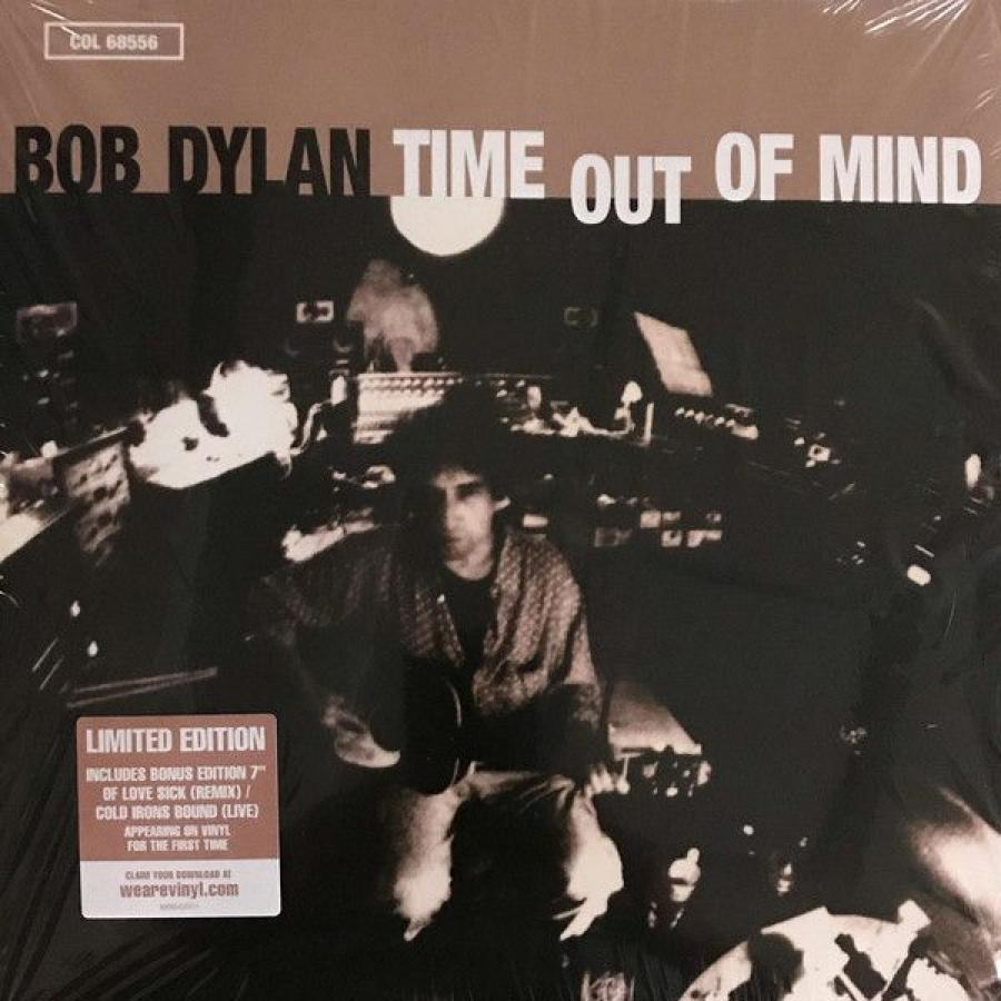Виниловая пластинка Dylan, Bob, Time Out Of Mind (20Th Anniversary) (2LP) bob dylan bob dylan time out of mind 20th anniversary 2 lp 180 gr 7