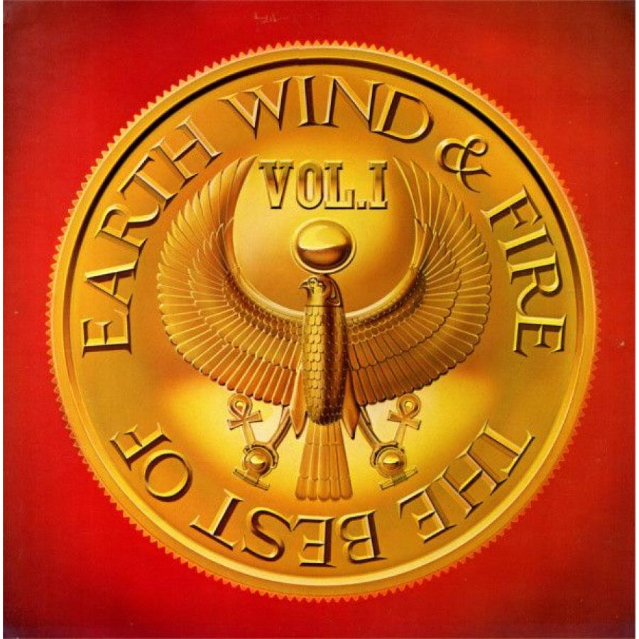 Виниловая пластинка Earth, Wind and Fire, Greatest Hits Vol. 1 (1978) earth wind fire earth wind fire earth wind fire