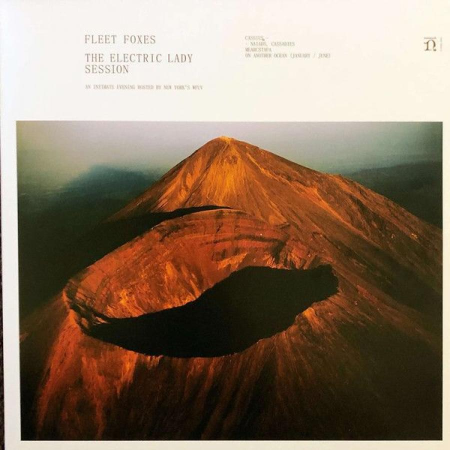 Виниловая пластинка Fleet Foxes, The Electric Lady Session cd foxes glorious