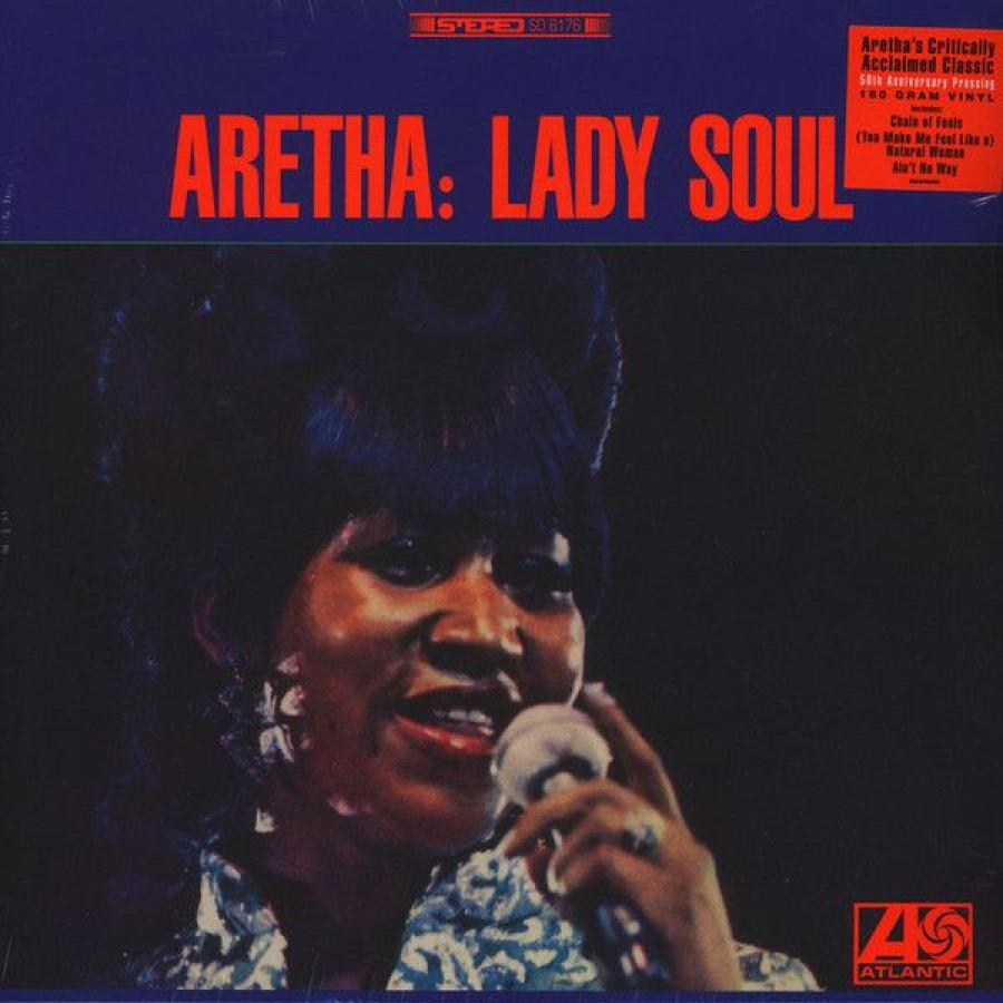 Виниловая пластинка Franklin, Aretha, Lady Soul (Limited) aretha franklin aretha franklin aretha s greatest hits