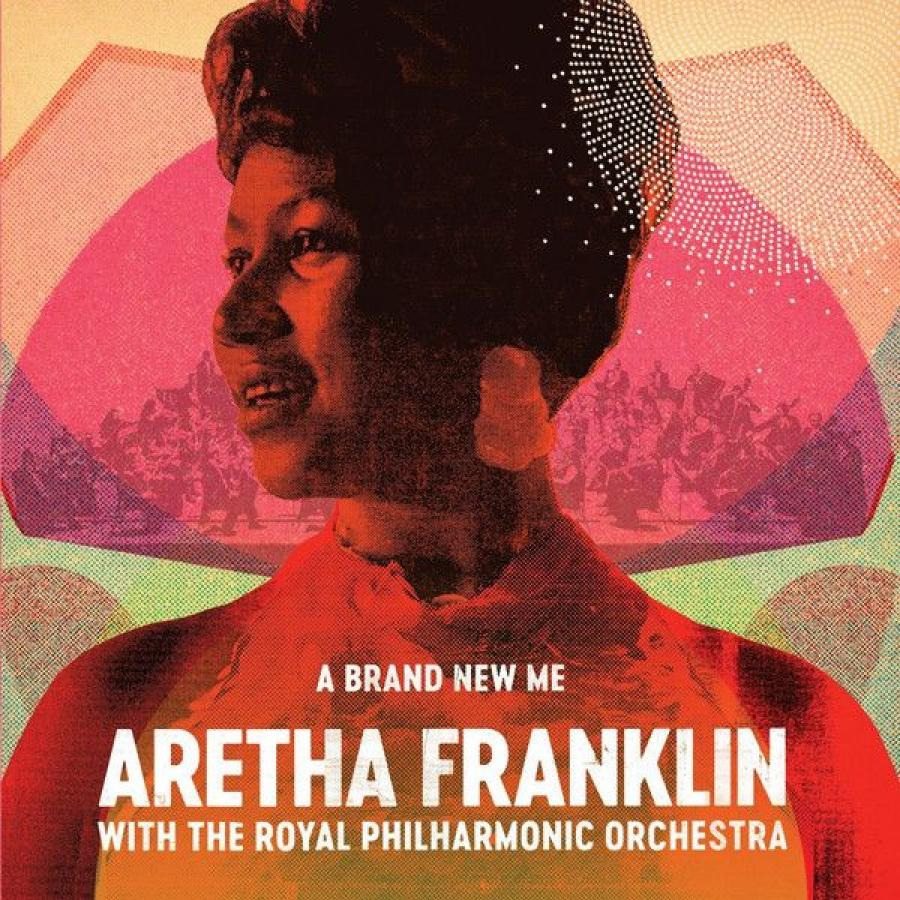 Виниловая пластинка Franklin, Aretha / Royal Philharmonic Orchestra, The, A Brand New Me цена