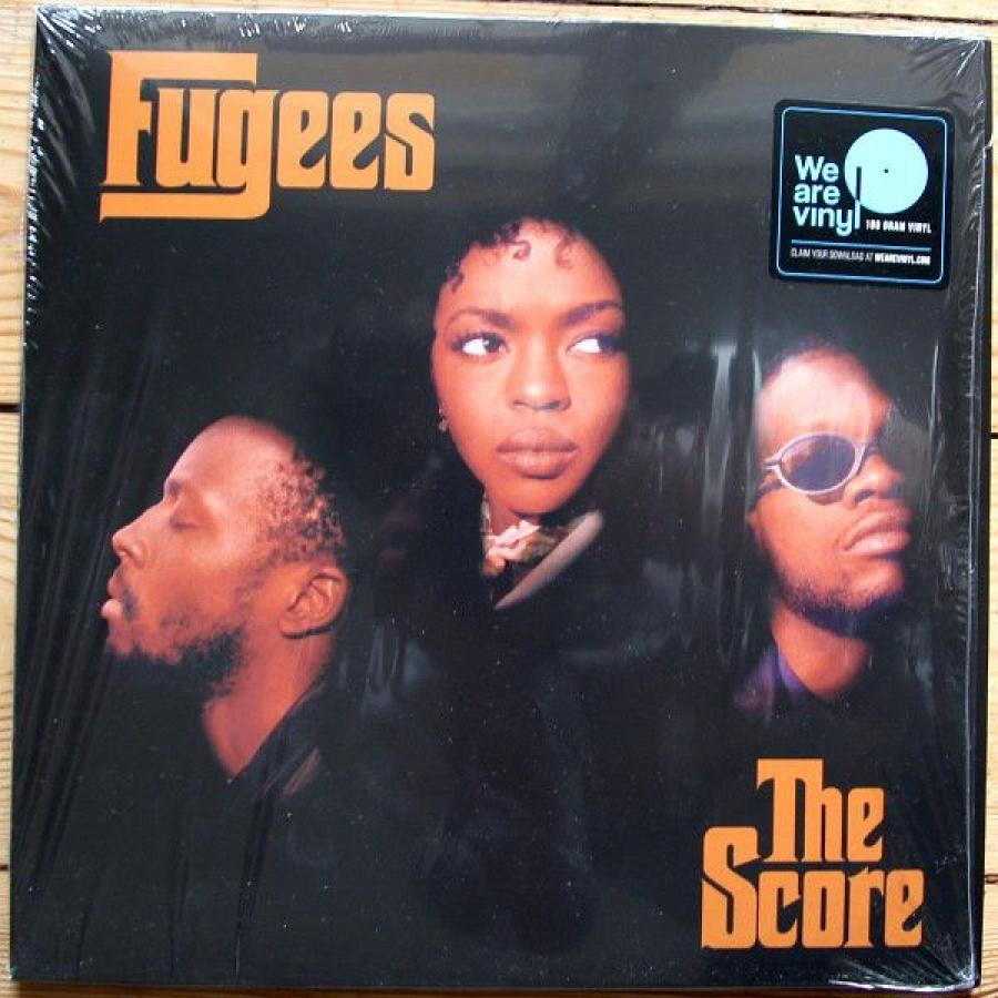 Виниловая пластинка Fugees, The Score rocket the blue river score