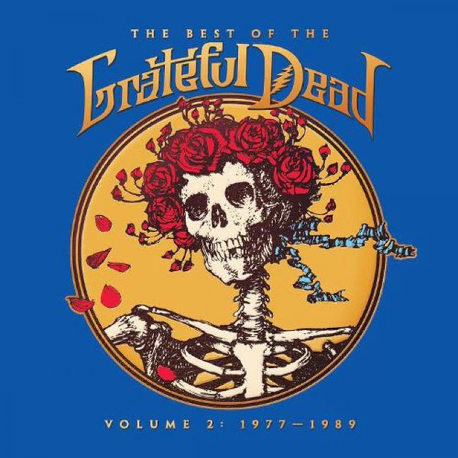 Виниловая пластинка Grateful Dead, The Best Of The Grateful Dead Vol. 2: 1977-1989 the place of dead roads
