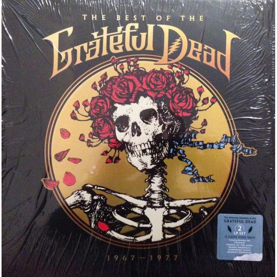 Виниловая пластинка Grateful Dead, The Best Of The Grateful Dead: 1967-1977 grateful dead grateful dead grateful dead records collection 5 lp