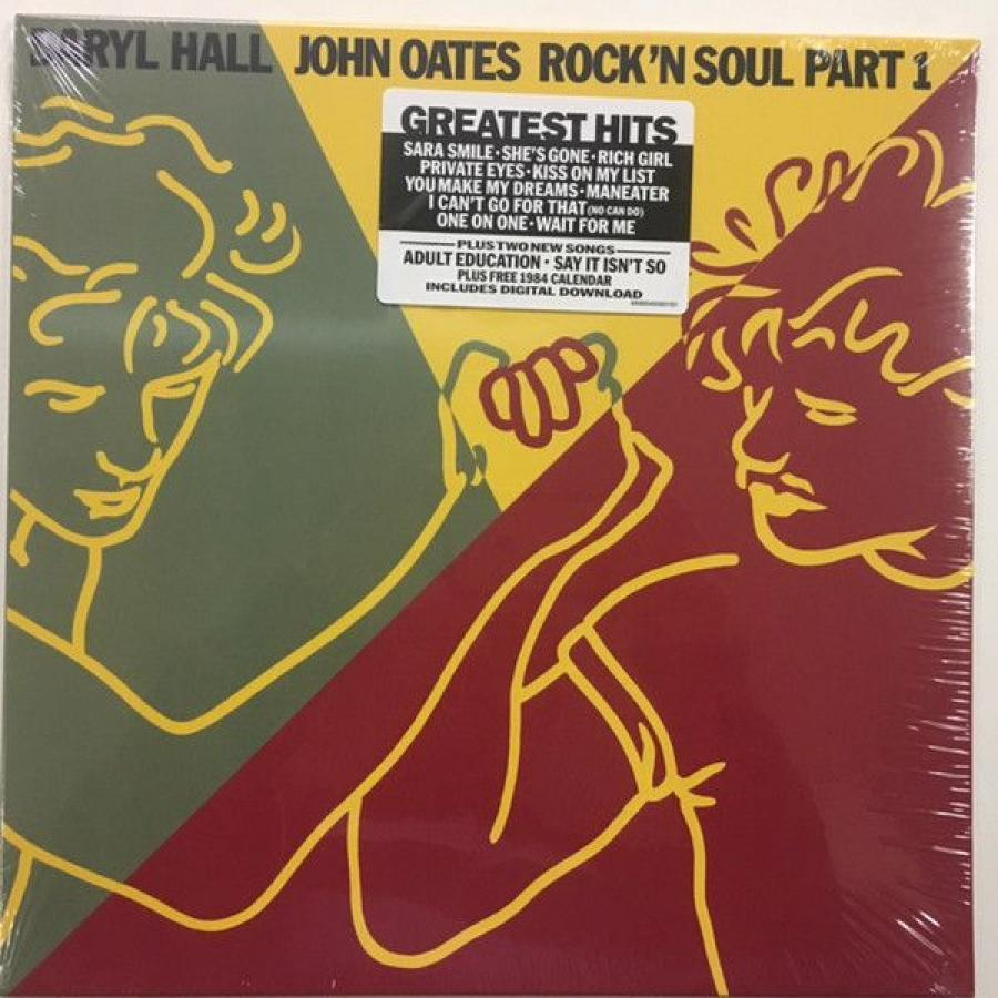 Виниловая пластинка Hall, Daryl / Oates, John, Rock N Soul Part 1