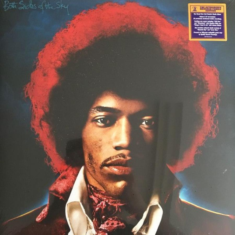 Виниловая пластинка Hendrix, Jimi, Both Sides Of The Sky both sides worn pocket zipper front coat