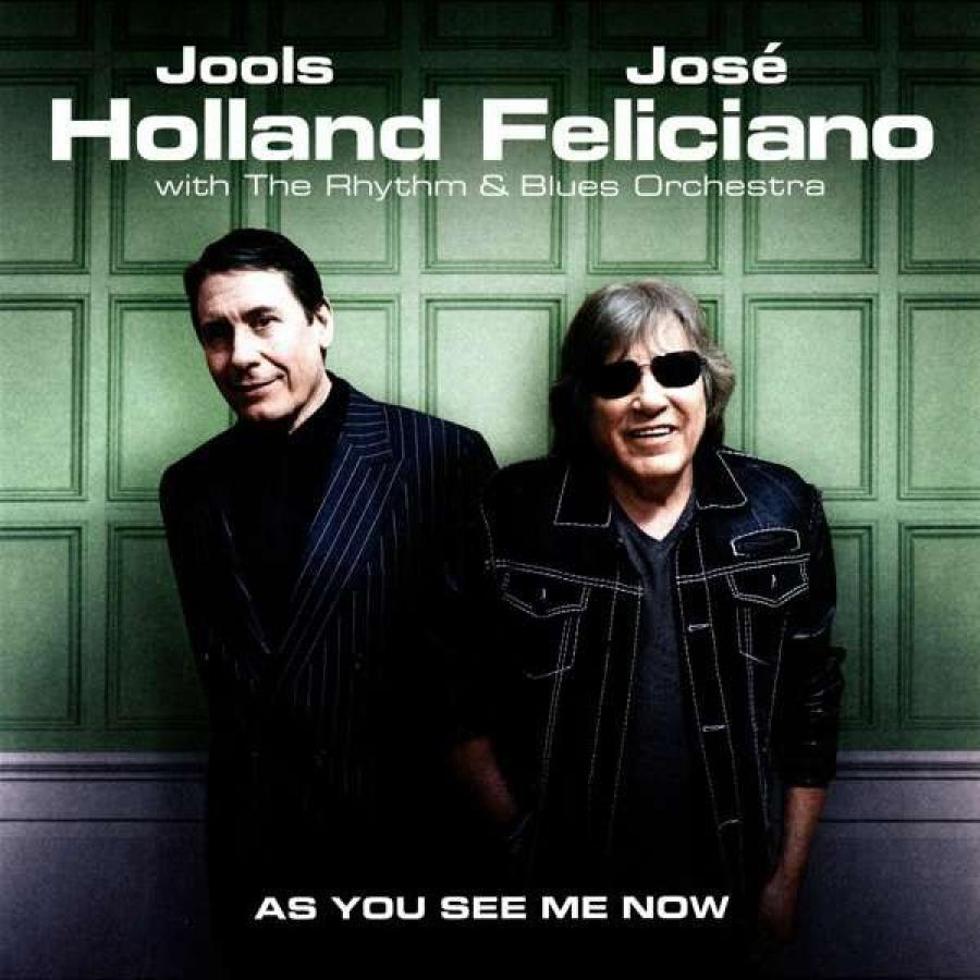 Виниловая пластинка Holland, Jools / Feliciano, Jose, As You See Me Now