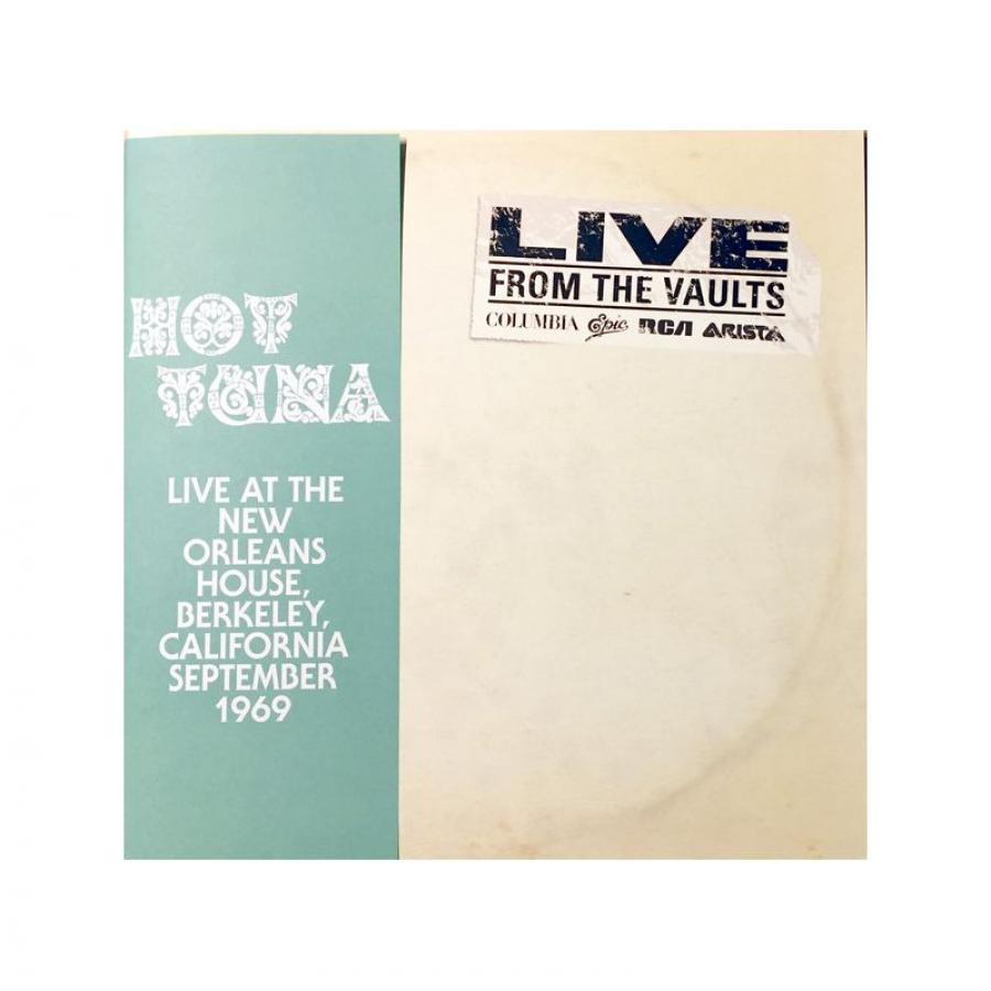Виниловая пластинка Hot Tuna, Live At The New Orleans House (Limited) цена