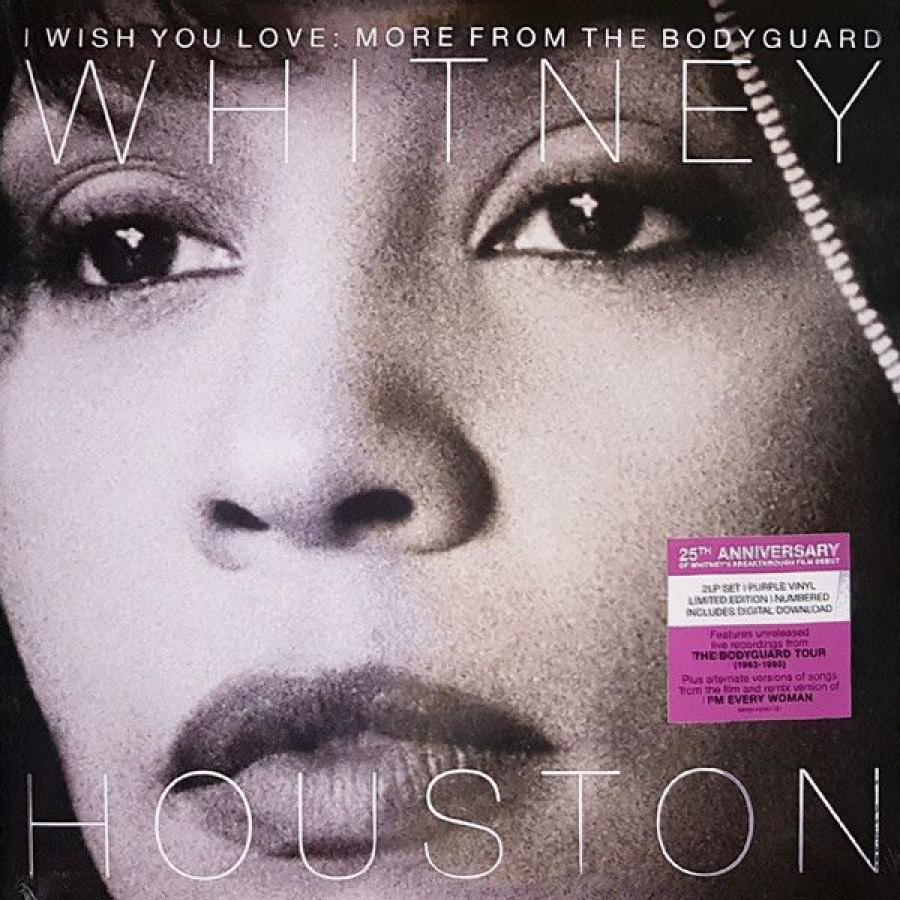 Виниловая пластинка Houston, Whitney, I Wish You Love: More From The Bodyguard виниловая пластинка pogues the if i should fall from grace with god rum sodomy and the lash box set