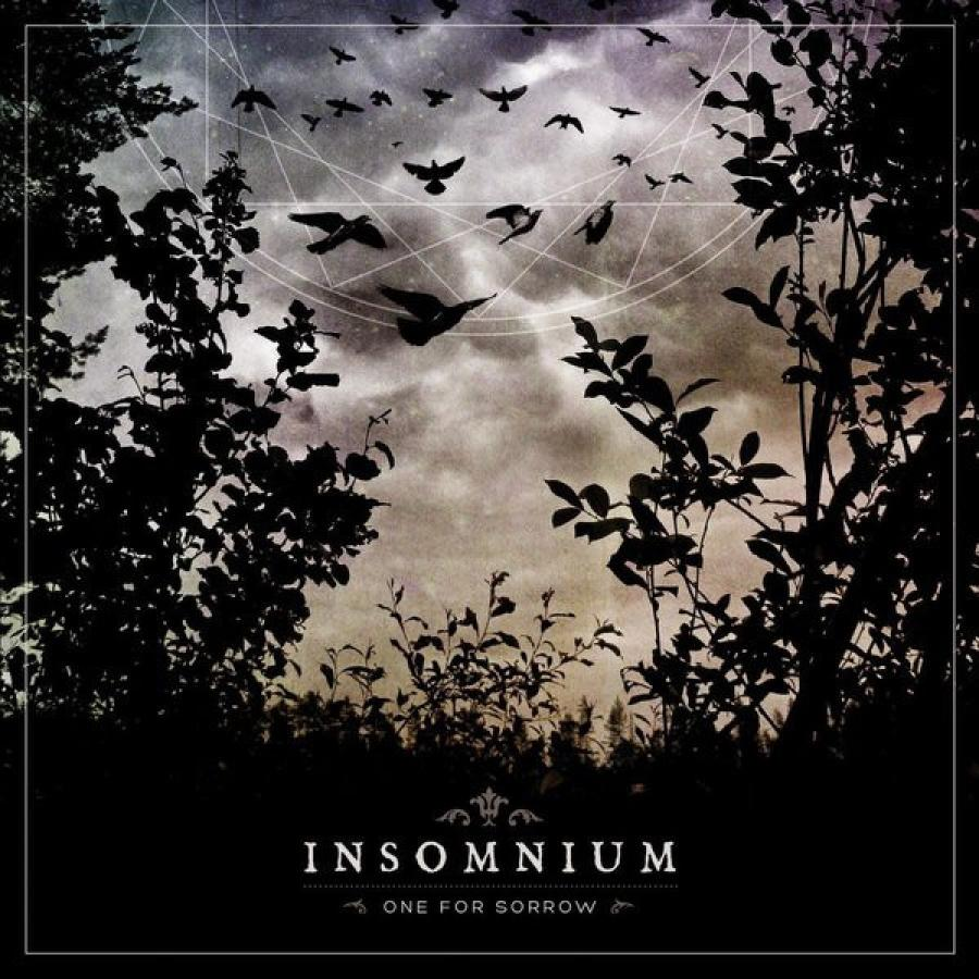 Виниловая пластинка Insomnium, One For Sorrow (2LP, CD) виниловая пластинка pain of salvation one hour by the concrete lake 2lp cd