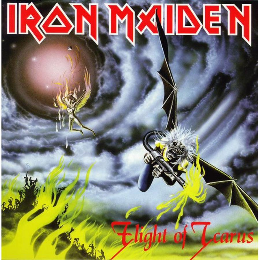 Виниловая пластинка Iron Maiden, Flight Of Icarus (Limited) виниловая пластинка iron maiden a matter of life and death