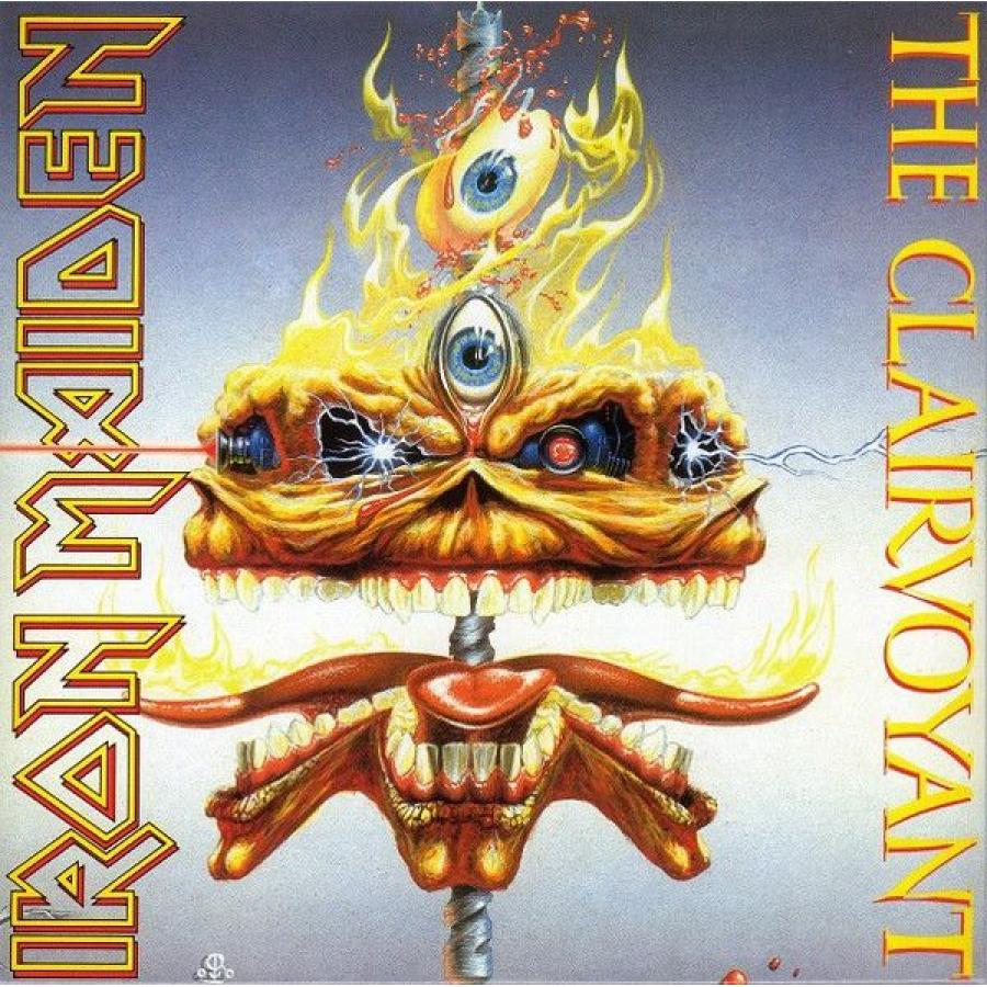Виниловая пластинка Iron Maiden, The Clairvoyant (Limited) iron maiden iron maiden running free live