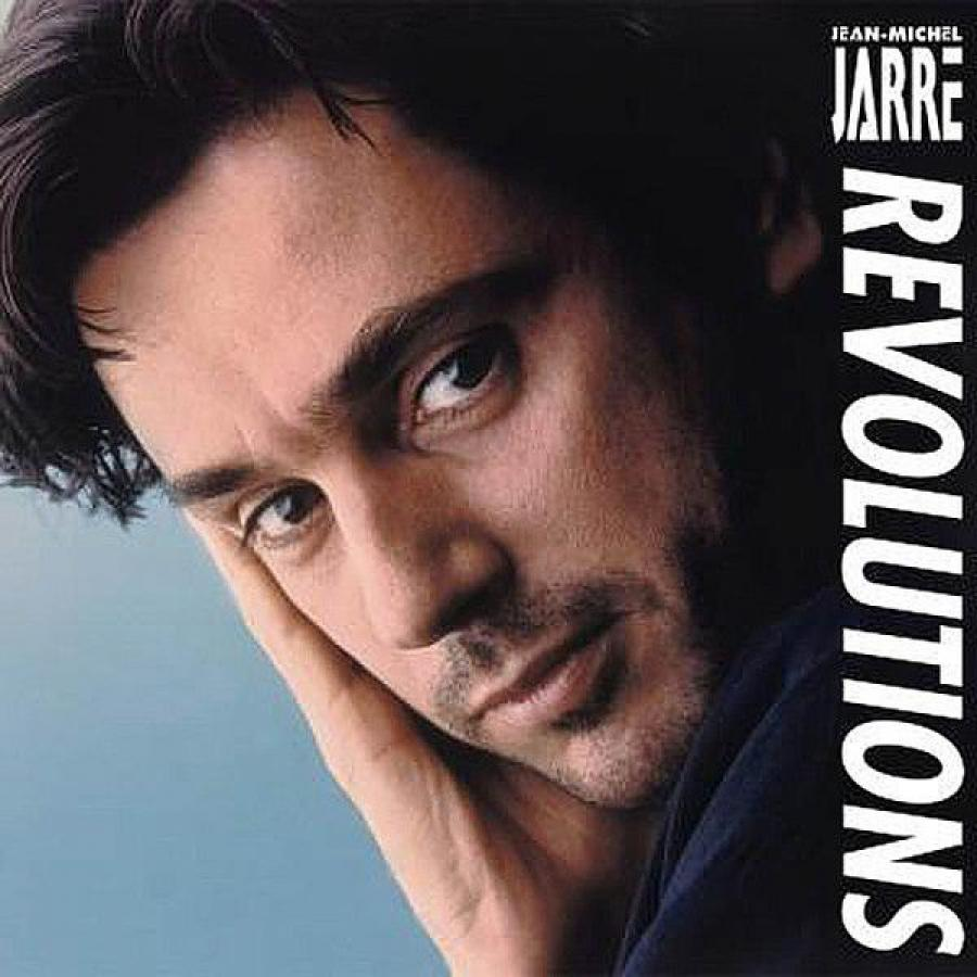 Виниловая пластинка Jarre, Jean-Michel, Revolutions cd jean michel jarre revolutions