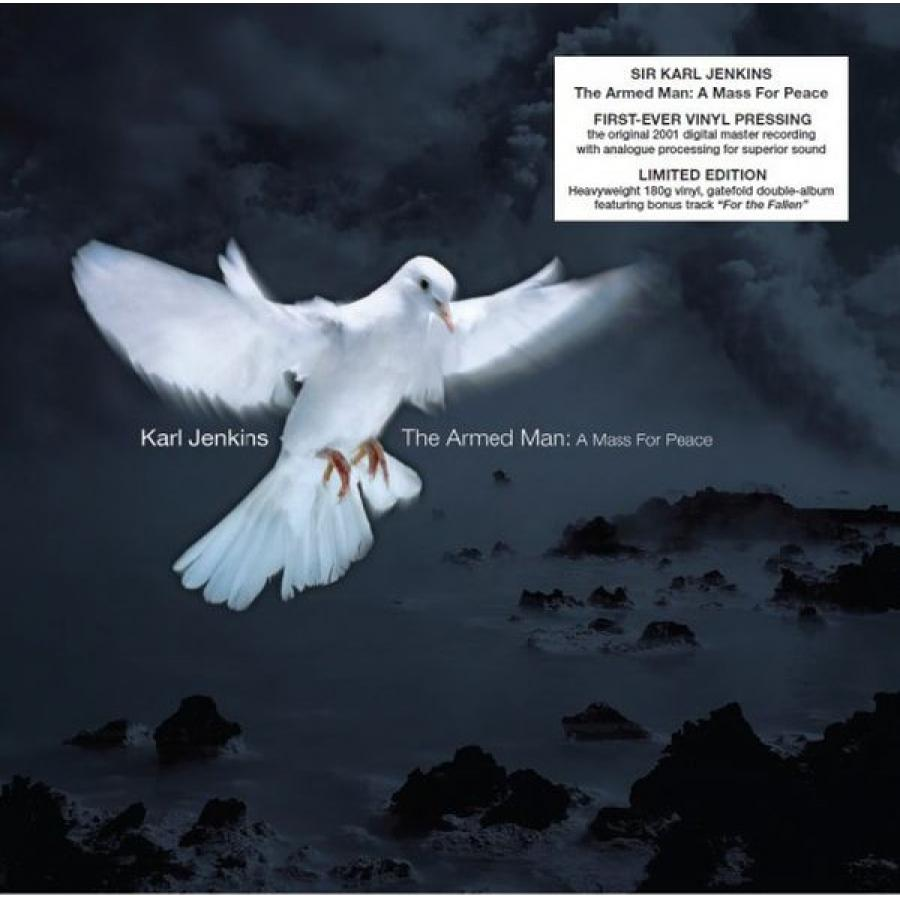 Виниловая пластинка Jenkins, Karl, The Armed Man: A Mass For Peace (Limited) виниловая пластинка zaz recto verso limited exclusive for russia