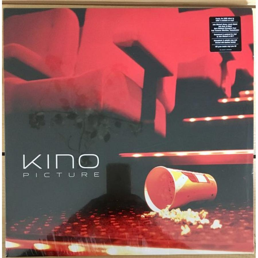 Виниловая пластинка Kino, Picture (2LP, CD) виниловая пластинка mute gods the do nothing till you hear from me 2lp cd
