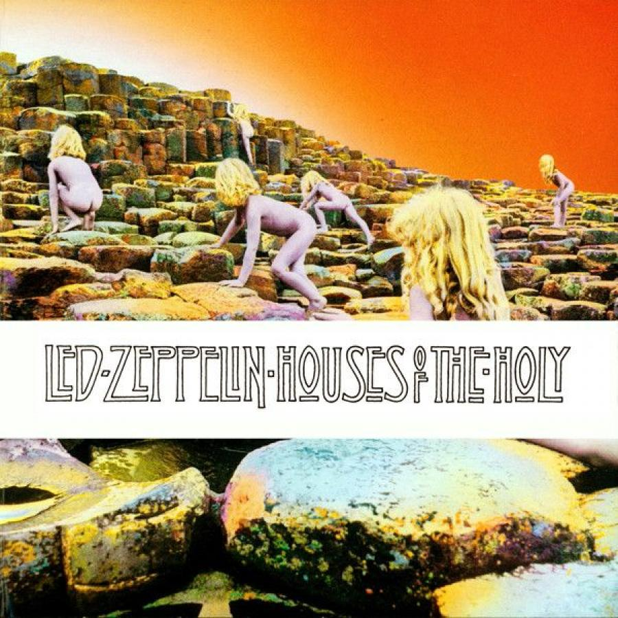 Виниловая пластинка Led Zeppelin, Houses Of The Holy (2LP, 2CD, Deluxe Box Set, Remastered)